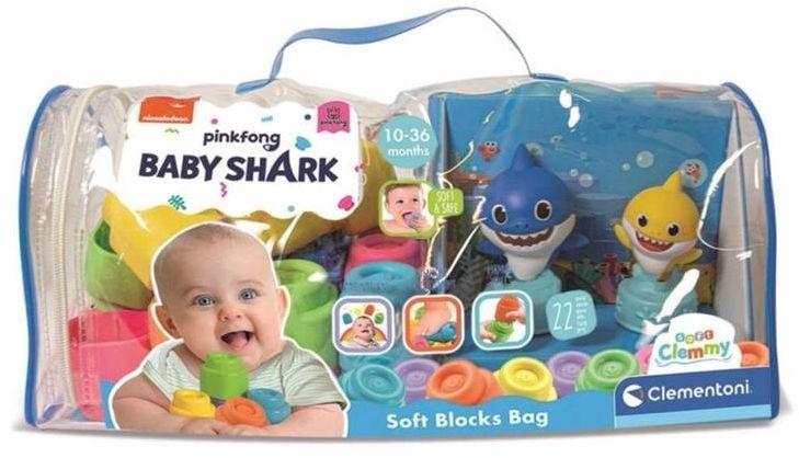 Clemmy Torba Baby Shark - Clementoni