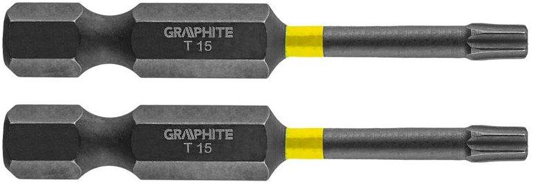 Bity udarowe TX15x50mm 2szt. 56H524