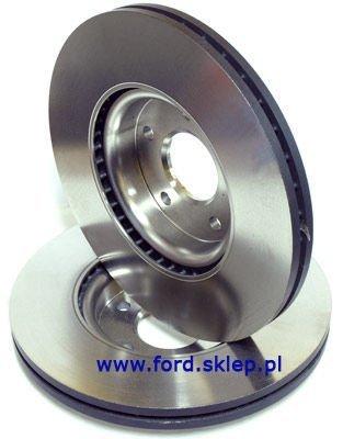 tarcze hamulcowe Ford - przód 300mm / oryginał 1520297