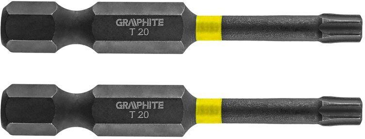 Bity udarowe TX20x50mm 2szt. 56H525