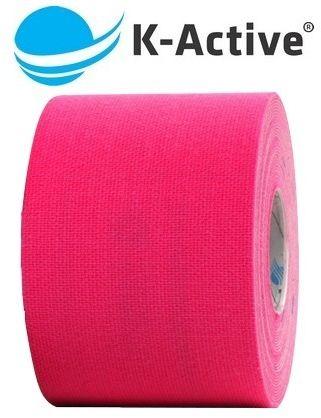 Kinesiology K-Active Tape 5m RÓŻOWY (NITTO DENKO)