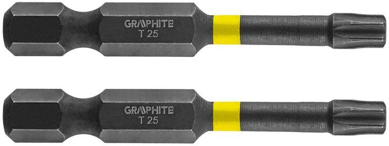 Bity udarowe TX25x50mm 2szt. 56H526