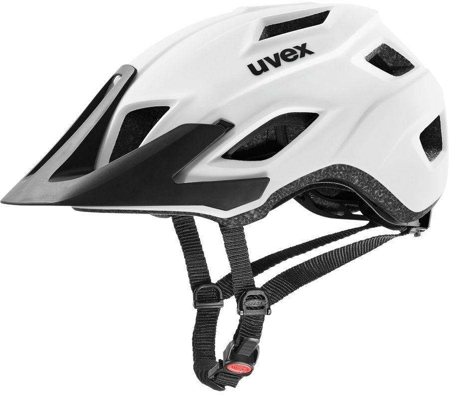 UVEX kask rowerowy mtb Access white mat Rozmiar: 58-62,41/0/987/03/15