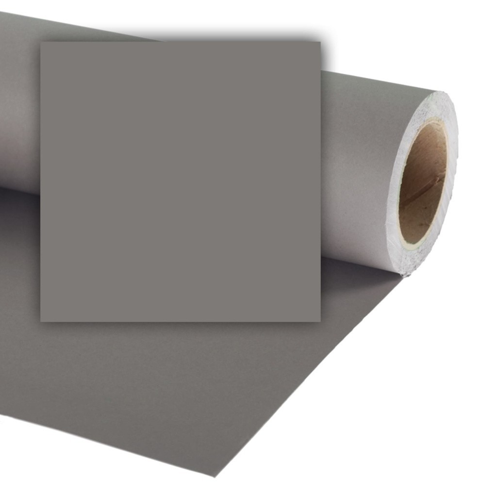 Colorama CO551 Mineral Grey - tło fotograficzne 1,35m x 11m