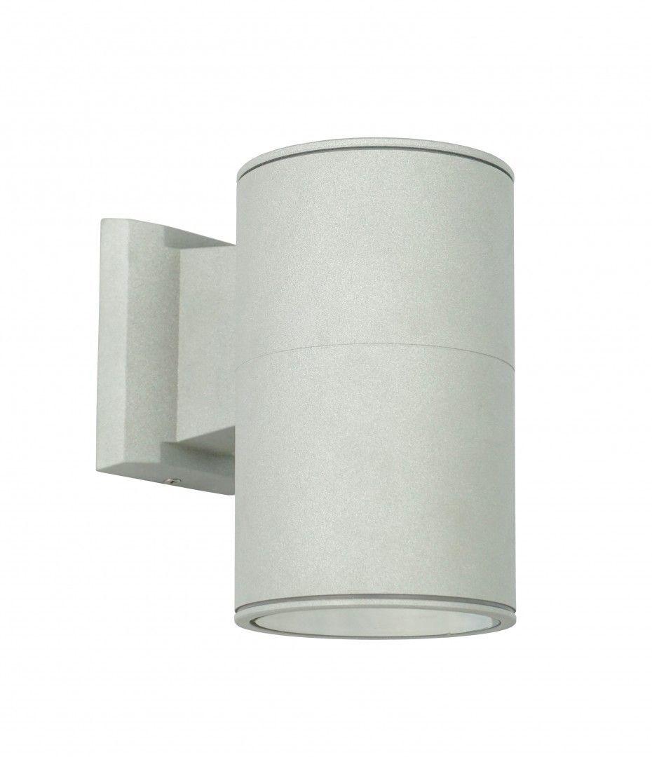 SU-MA Adela 7002 AL kinkiet zewnętrzny srebrny