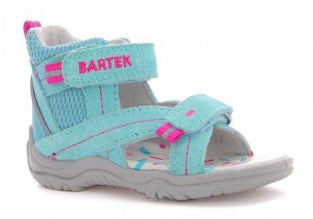 Bartek 31915-1PB sandały dziewczęce