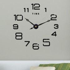 "Zegar ścienny ""zrób to sam"" cichy #23B6 /316mm"