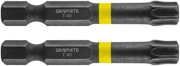 Bity udarowe TX40x50mm 2szt. 56H529