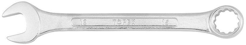 Klucz płasko-oczkowy 15mm 35D387