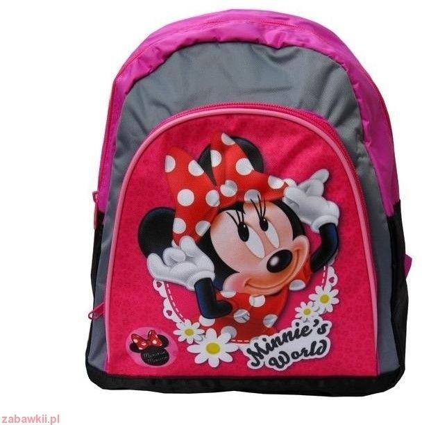 Plecak przedszkolny Myszka Minnie, Derform PL12MM11