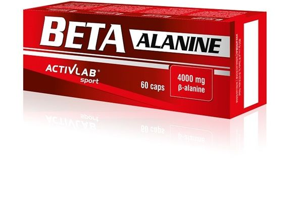 Beta Alanine 60caps