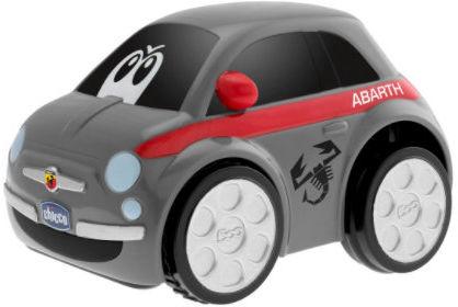 Chicco Fiat 500 Abarth Szary 2-6 lat Chicco Fiat 500 Abarth Szary 2 lata+