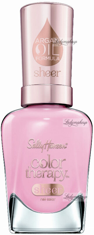 Sally Hansen - Color Therapy - Lakier do paznokci - 537 - TULLE MUCH