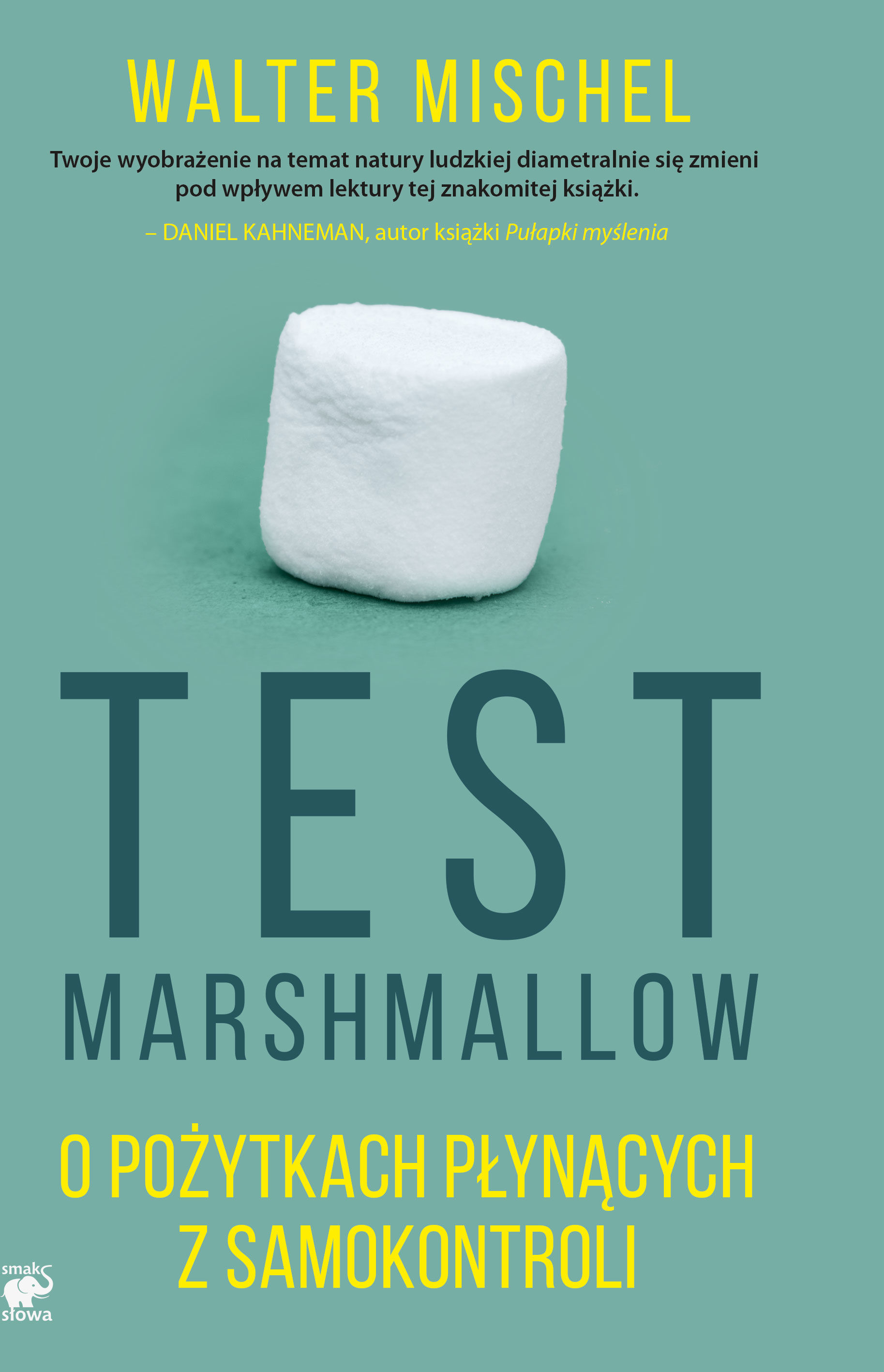 Test Marshmallow - Walter Mischel - ebook