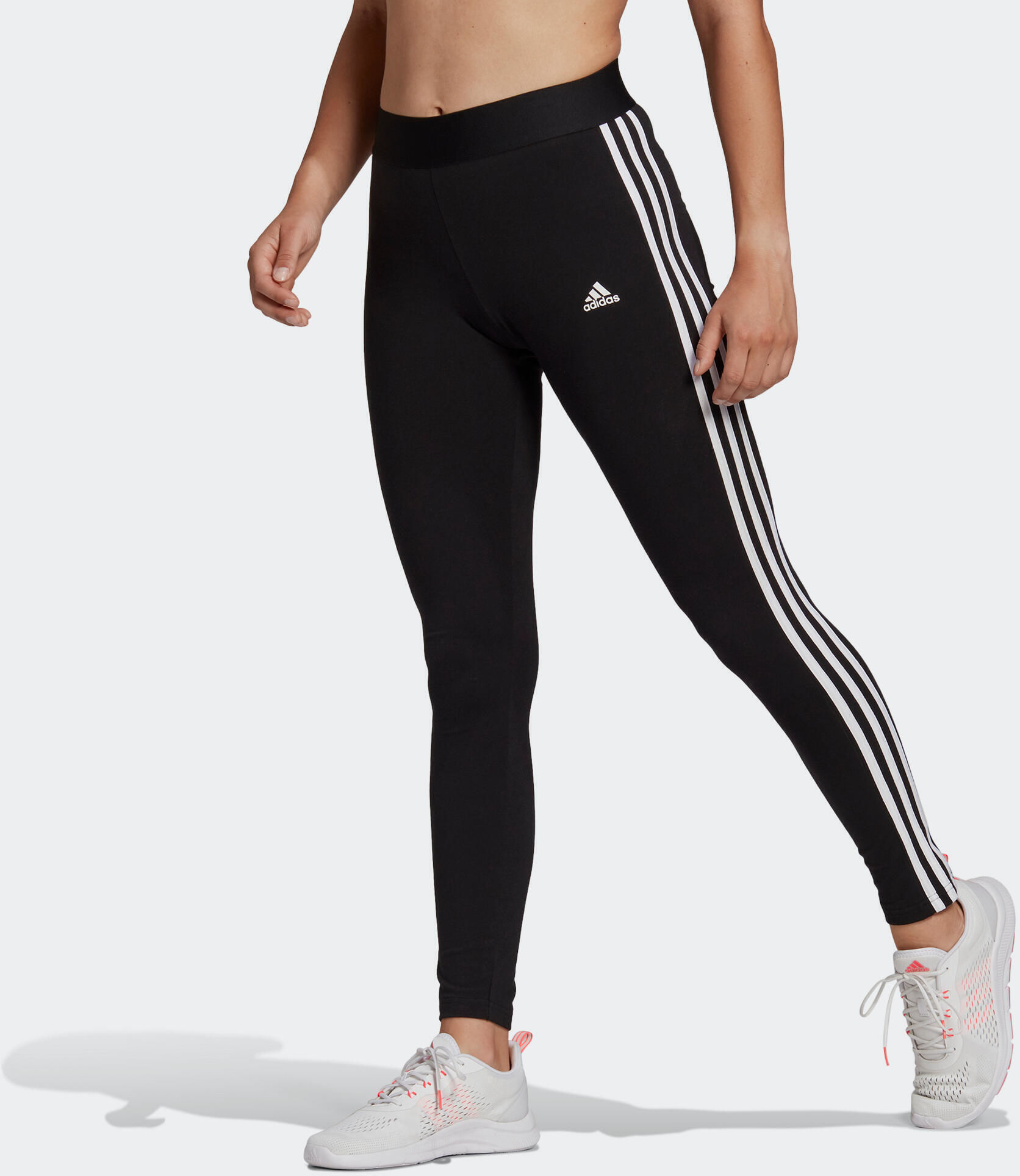 Legginsy fitness damskie Adidas