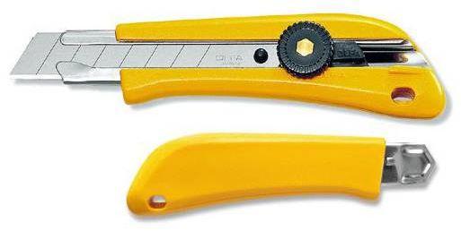 Nóż segmentowy OLFA BN-L na ostrza 18mm (BN-L)