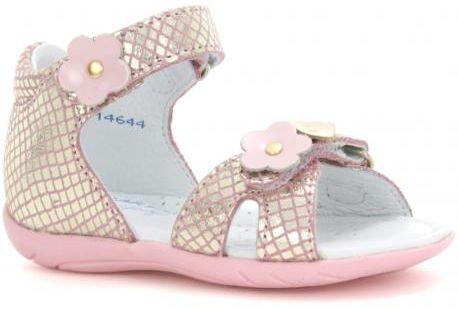 Bartek 31794 FSL sandały dziewczęce złoto- różowe
