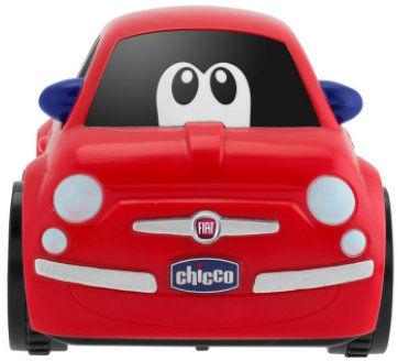 Chicco Fiat 500 Abarth Czerwony 2-6 lat Chicco Fiat 500 Abarth Czerwony 2 lata+
