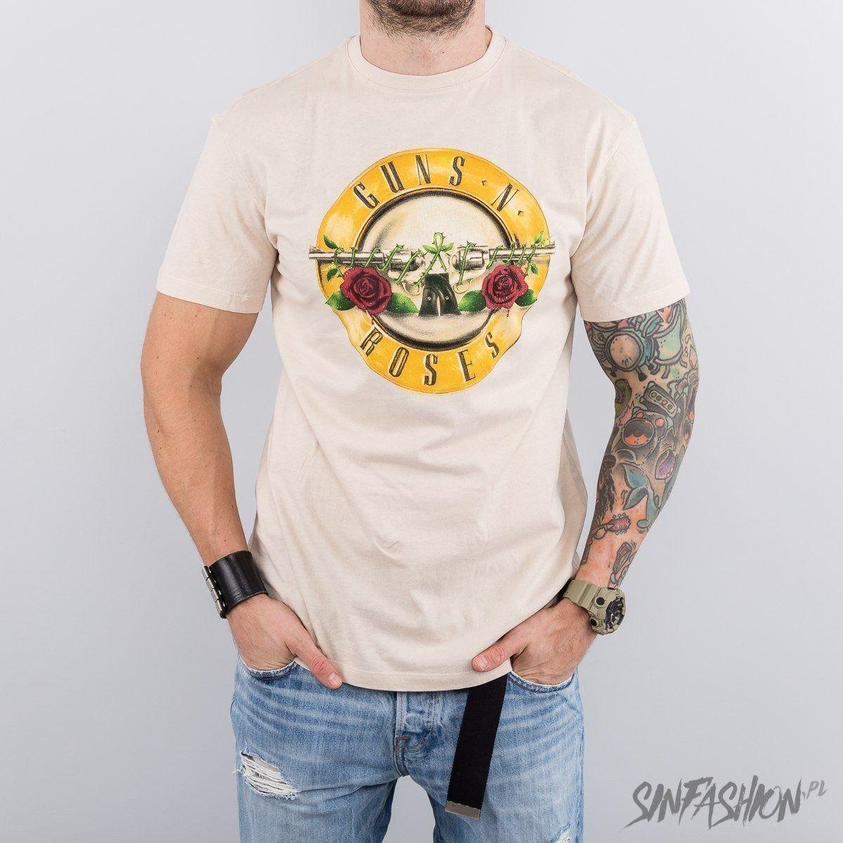 Koszulka amplified guns n roses drum bone