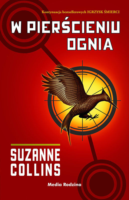 W pierścieniu ognia - Suzanne Collins - ebook