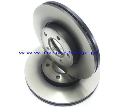 tarcze hamulcowe Ford Mondeo MK3 - oś przednia - Oryginał 1681578