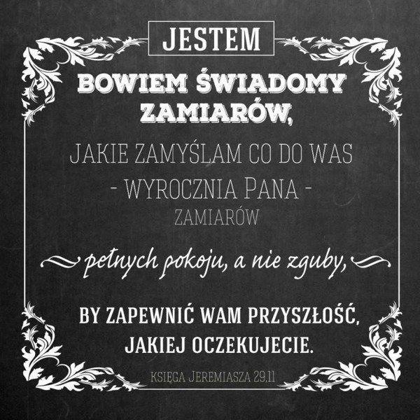 Podstawka korkowa - Jestem Bowiem tablica - Szaron