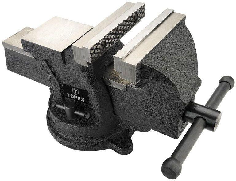 Imadło ślusarskie 125mm 07A112