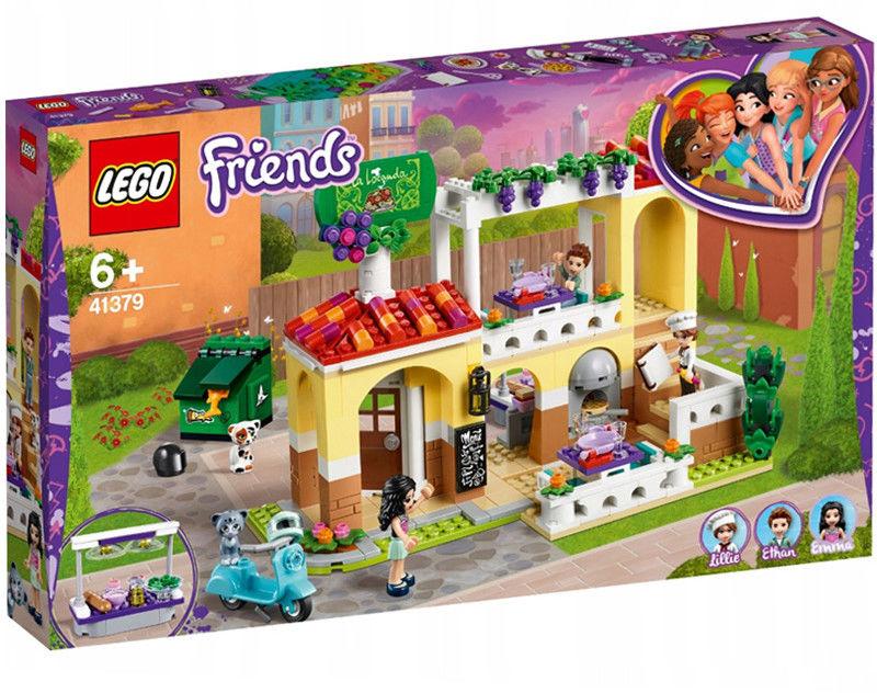 LEGO Friends - Restauracja w Heartlake 41379