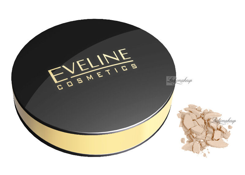 EVELINE - Celebrities Beauty Powder - Puder mineralny w kamieniu - 20 TRANSPARENT