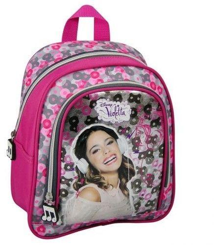 Plecak przedszkolny, wycieczkowy Violetta (PL10VI14)
