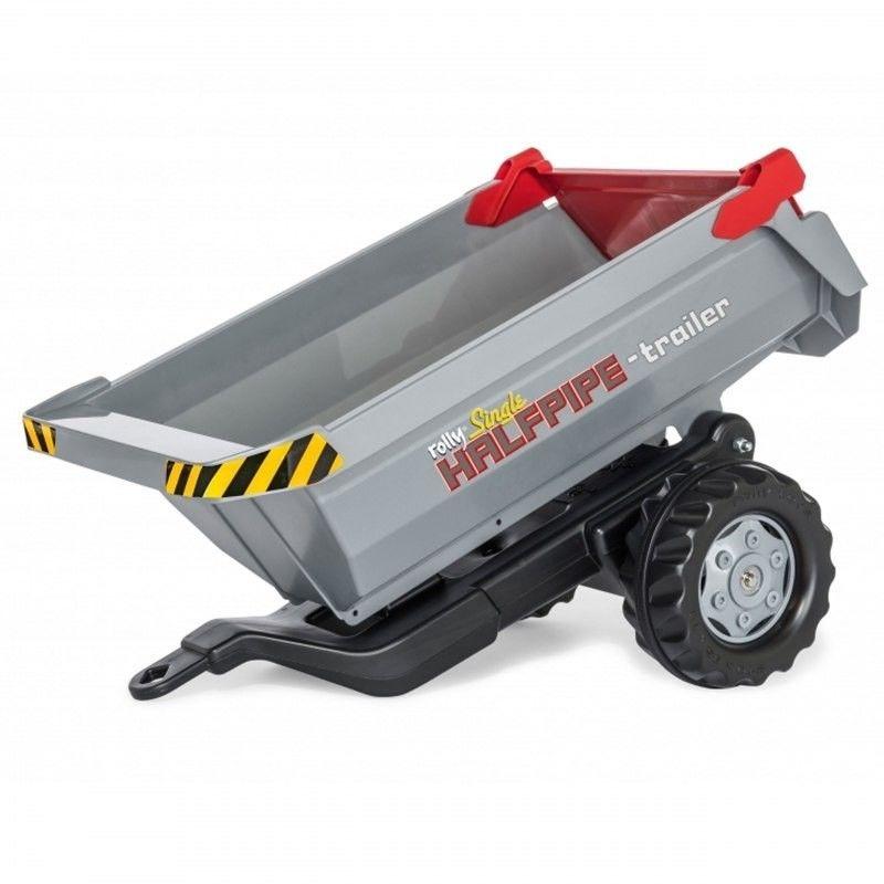 Rolly Toys Przyczepa Wyrotka Skrzynia jednoosiowa do Traktora