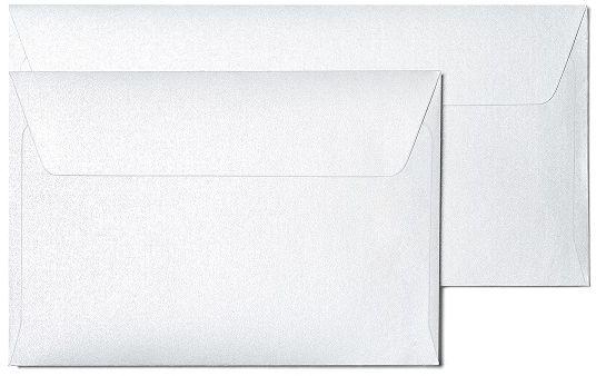 Koperty ozdobne Millenium biały 7x11 cm