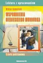 Wspomnienia niebieskiego mundurka Lektura z opracowaniem Wiktor Gomulicki