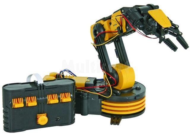 Ruchome ramię robota do samodzielnego montażu