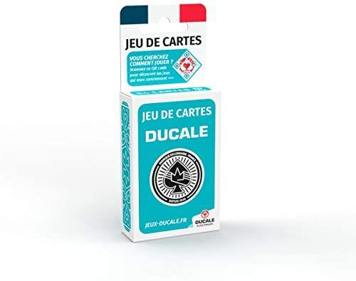 Ducale, gra francuska  gra z 54 kartami  gra w poker, prezydent, Palmito, 8 Amerykanów