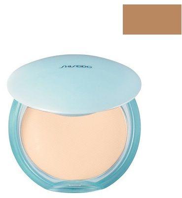Shiseido Pureness Matifying Compact Oil-Free 60 Natural Bronze SPF 15 Podkład w kompakcie do cery mieszanej i tłustej - 11g Do każdego zamówienia upominek gratis.