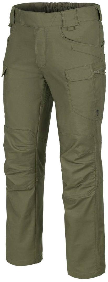 Spodnie Helikon UTP PoliCotton Canvas Olive Green (SP-UTL-PC-02) H