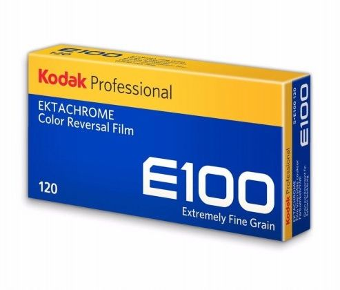 Kodak Film Ektachrome E100 120