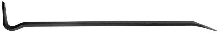 Łom 1200x25mm żebrowany 04A312