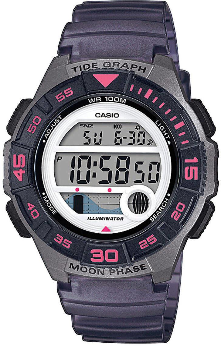 Zegarek Casio Sportowy LWS-1100H-8AV