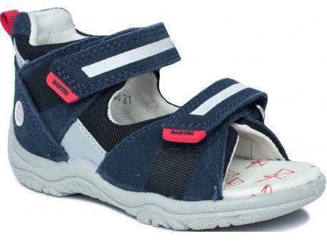 Bartek sandały 31917-SM0 sandały sandałki dziecięce granatowe