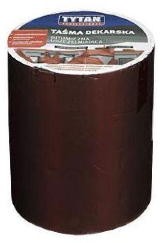 Taśma uszczelniająca dekarska Czerwona 10 cm/10 m TYTAN