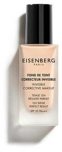 Eisenberg Le Maquillage Fond De Teint Correcteur Invisible make-up naturalny wygląd SPF 25 odcień 0L Naturel Lumineux / Natural Luminous 30 ml