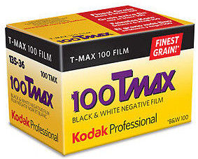 KODAK T-Max TMX 100