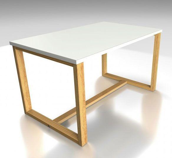 Prostokątny stolik kawowy Inelo L12