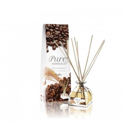 Dyfuzor zapachowy z patyczkami - Kawa, 50 ml