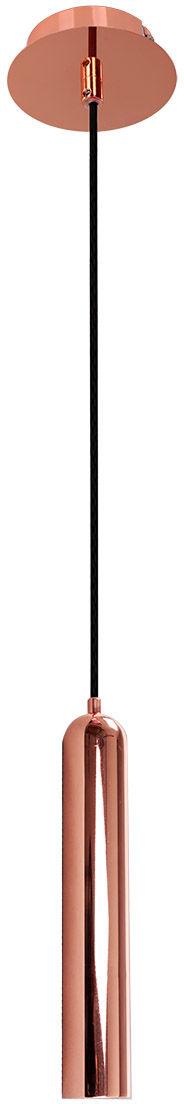 Italux lampa wisząca Athan RC FH31141-BJ-RC miedź