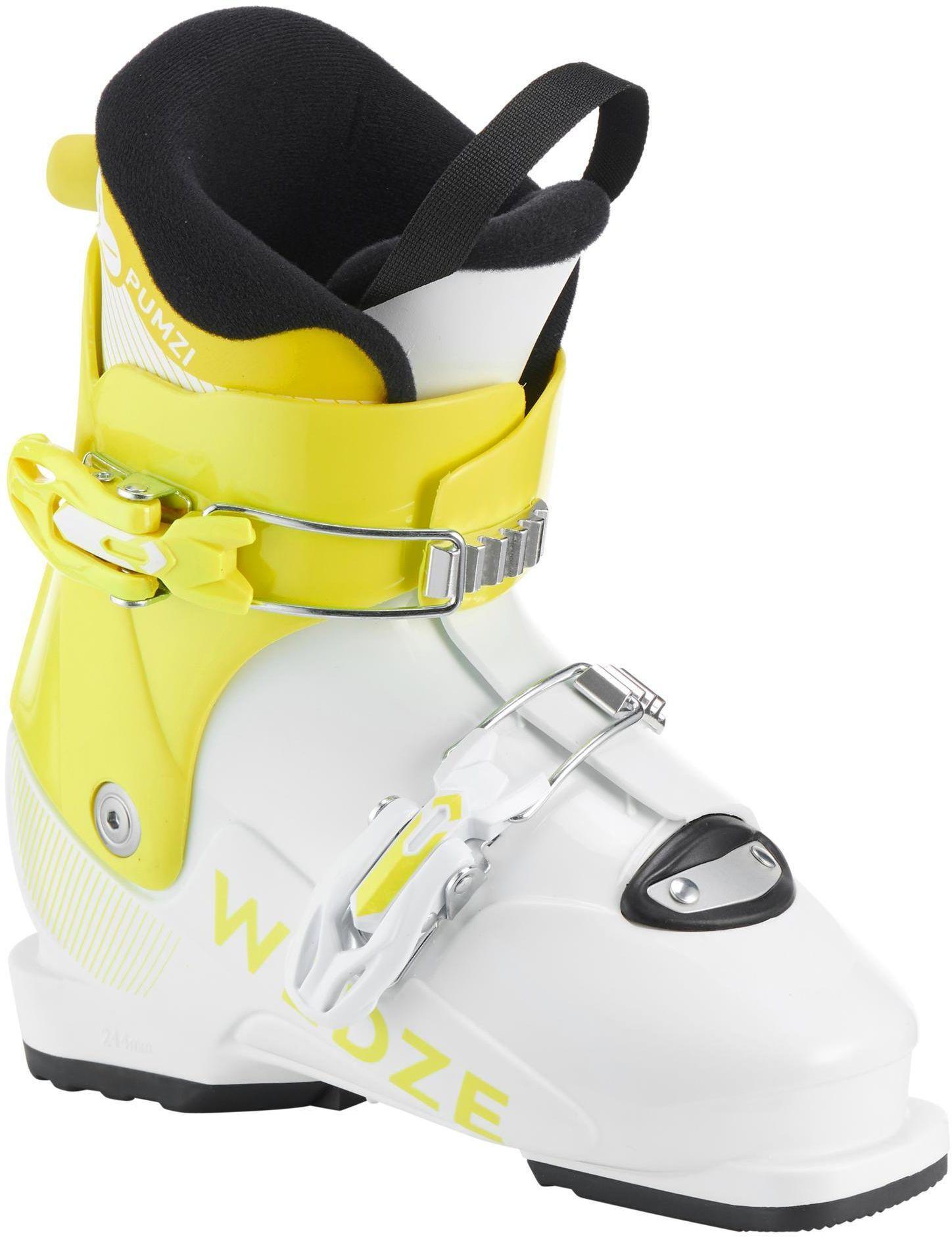 Buty narciarskie dla dzieci Wedze PUMZI 500 flex 40