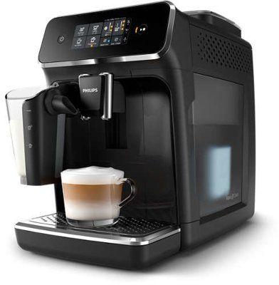 Ekspres ciśnieniowy PHILIPS 2200 Series LatteGo EP2231/40.>> RabatoMania! Piąty produkt do -99% TANIEJ! ODBIÓR W 29MIN DARMOWA DOSTAWA SPRAWDŹ!