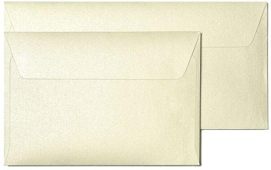 Koperty ozdobne Millenium kremowy 7x11 cm